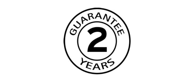گارانتی 2 ساله