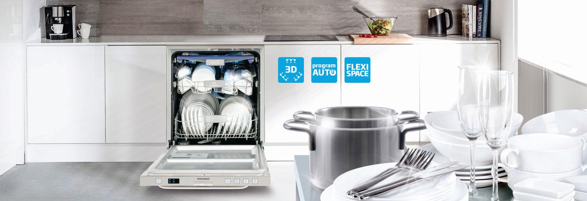 اسلایدر ماشین ظرفشویی مایرباخ