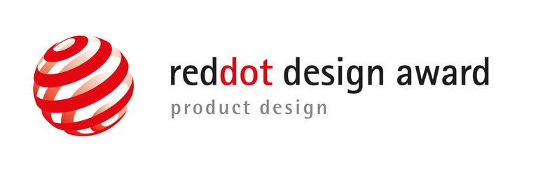 لوگوی رددات جایزه طراحی محصولات