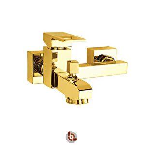 شیر حمام قهرمان فلت رویال طلایی