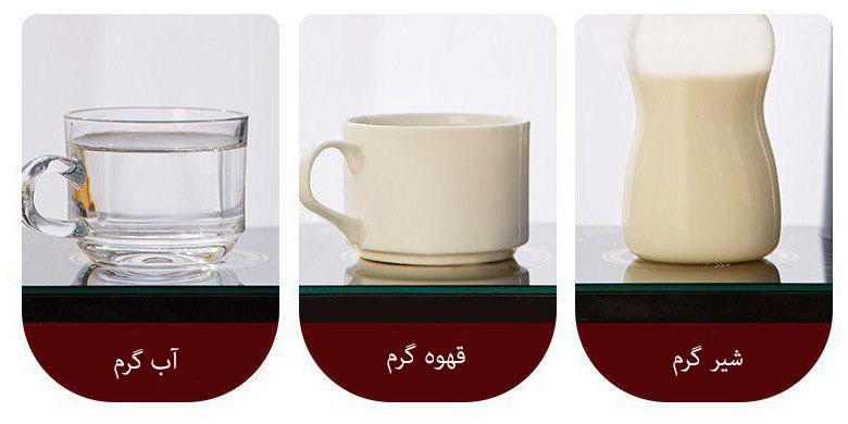 گرم نگهدارنده چای ساز