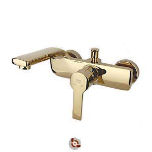شیر حمام راسان دنیس طلایی