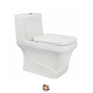 توالت فرنگی مروارید کرون