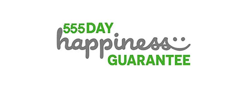 گارانتی 555 روزه