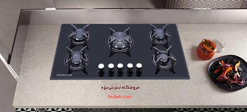 گاز مشکی آشپزخانه هوفر 905
